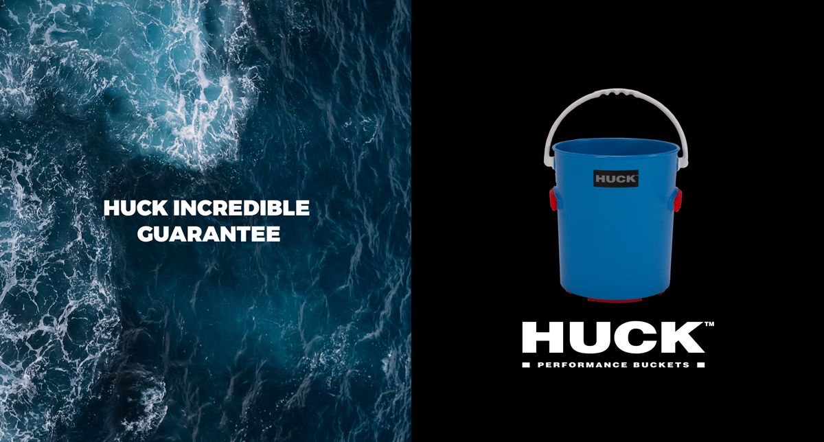 HUCK Performance Bucket Guarantee